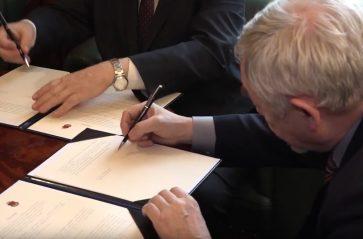 Porozumienie w sprawie grzebowiska dla zwierząt podpisane