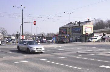 Zamknięcie estakady nad ul. Wielicką – korekty w organizacji ruchu