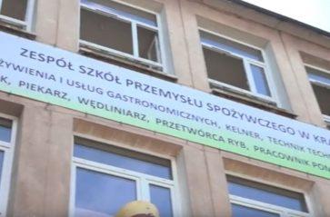 Zespół Szkół Przemysłu Spożywczego w Krakowie – wysoki poziom pod nowym adresem