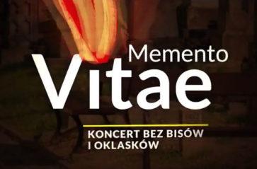 Memento Vitae – koncert bez bisów i oklasków po raz drugi w Krakowie