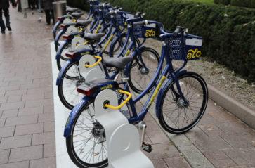 """Rusza nowy system rowerów miejskich """"Wavelo"""""""