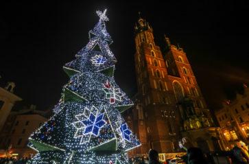 Poczuj magię świąt – najlepiej na Rynku w Krakowie!