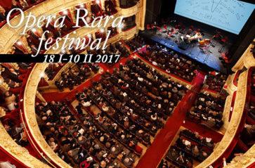 Przedstawiamy program festiwalu Opera Rara 2017