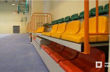 Powstaje sala gimnastyczna w szkole przy ul. Skośnej