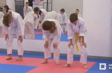 Półkolonie integracyjne z elementami karate w TAURON Arena Kraków