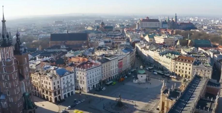 Odkryjmy Kraków z wieży Mariackiej