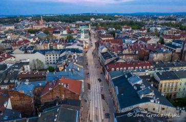 W poniedziałek tramwaje wrócą na Krakowską