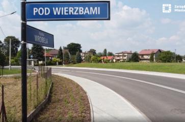 Kolejna krakowska ulica już oddana do użytku