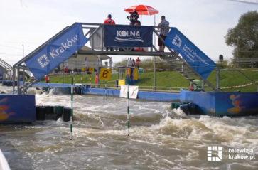 ME Juniorów i U23 w slalomie kajakowym Kraków 2020