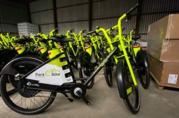 Miejskie rowery elektryczne ruszają w drogę
