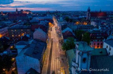 Krakowska już otwarta!