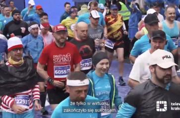 Podsumowanie PZU Cracovia Maratonu pod hasłem to-ge(t)-ther(e)!