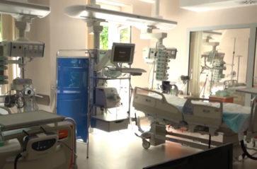 Szpitale tymczasowe w Krakowie