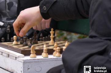 Spotkania szachowe na Plantach