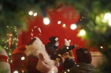 Święty Mikołaj w Krainie Czarów!