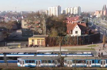Jest wykonawca linii tramwajowej do Mistrzejowic