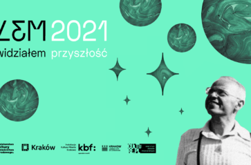 """""""Widziałem przyszłość"""". W Krakowie podano szczegóły obchodów Roku Lema 2021"""