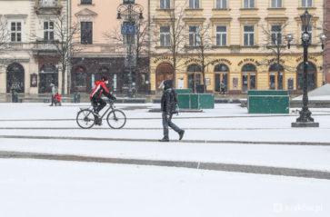 Świętujemy Międzynarodowy Dzień Dojeżdżania Rowerem do Pracy Zimą