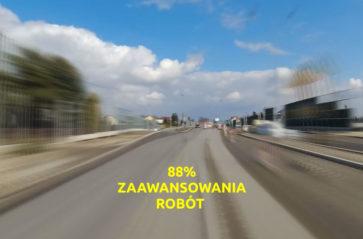 Rozbudowa ulicy Igołomskiej postępuje