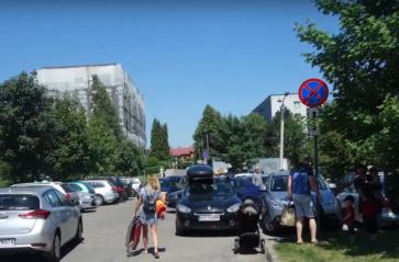 Zmiana w organizacji ruchu w pobliżu Bagrów
