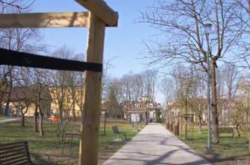 Park przy ul. Naczelnej