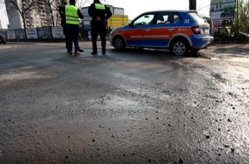 Kontrole czystości ulic na bieżąco