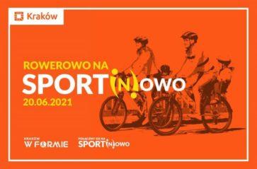 Rowerowo na sport(n)owo!