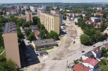 Nowa ulica Henryka Pachońskiego