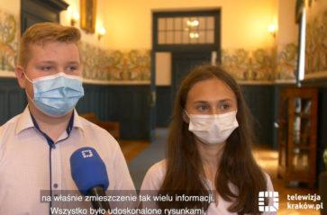 Kosmiczny sukces uczniów krakowskiej szkoły podstawowej