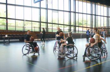 Gortat gościem XXII Tygodnia Osób z Niepełnosprawnościami