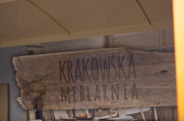 Krakowska meblarnia w MPO
