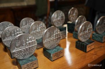 Laureaci Nagród Miasta Krakowa 2020 oraz Mecenasi Kultury Krakowa 2019 uhonorowani