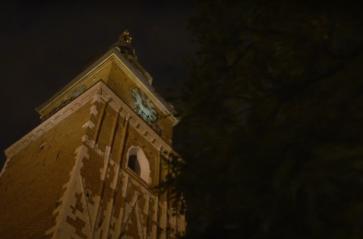 Zwiedzanie Krakowa nocą