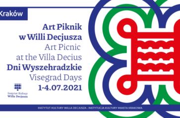 Art Piknik w Willi Decjusza