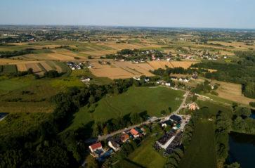 Krakowski skansen – kolejny etap przygotowań do budowy