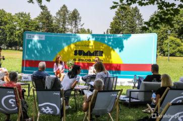 Kulturalny tygiel w parku Jordana