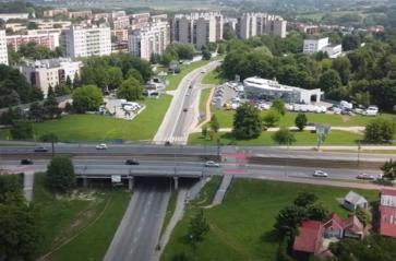 Kolejny etap remontu wiaduktu nad ul. Okulickiego