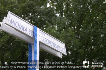 Pionier adwentyzmu w Europie patronem skweru w Krakowie