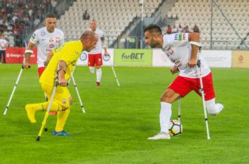 Wystartowały Mistrzostwa Europy Amp Futbol Kraków 2021