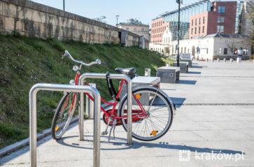 """Kolejny raz sprawdzisz stan roweru w ramach projektu """"Handshake"""""""
