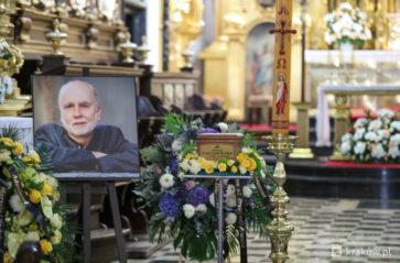 Kraków pożegnał Adama Zagajewskiego
